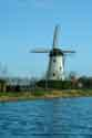 Image Ref: 03-03-52 - Windmill and Canal, Damme, Belgium, Viewed 5201 times