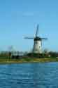 Image Ref: 03-03-55 - Windmill and Canal, Damme, Belgium, Viewed 4991 times