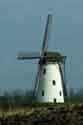 Image Ref: 03-03-83 - Windmill and Canal, Damme, Belgium, Viewed 5863 times