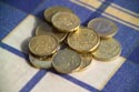 Image Ref: 04-33-34 - Euro Coins, Viewed 6547 times