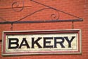 Image Ref: 09-03-36 - Bakery Sign, Viewed 10826 times