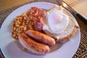 Traditional Cooked English Breakfast has been viewed 22244 times