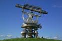 Terris Novalis, Surveyors level sculpture has been viewed 4905 times