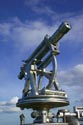 Terris Novalis, Surveyors level sculpture has been viewed 5561 times