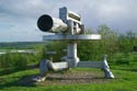 Terris Novalis, Surveyors level sculpture has been viewed 5700 times