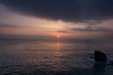 Volcanic ash sunrise has been viewed 4590 times