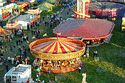 Image Ref: 11-06-12 - Merry go round, The Hoppings, Newcastle upon Tyne, Viewed 7467 times