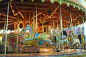 Merry go round, The Hoppings, Newcastle upon Tyne has been viewed 9755 times