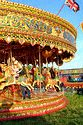Merry go round, The Hoppings, Newcastle upon Tyne has been viewed 9309 times