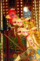 Image Ref: 11-06-64 - Merry go round, The Hoppings, Newcastle upon Tyne, Viewed 6121 times