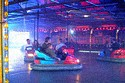 Bumper Cars, The Hoppings Fun Fair, Town Moor, Newcastle upon Tyne has been viewed 19283 times