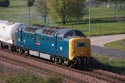 Deltic D9000/55022 Royal Scots Grey near Cambois has been viewed 2780 times