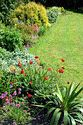 Image Ref: 12-04-55 - English Country Garden, Viewed 15580 times