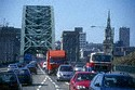 Traffic Jam on the Tyne Bridge, Newcastle has been viewed 9665 times