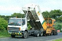 Asphalt laying machine has been viewed 10531 times
