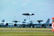 RAF Boeing E-3D Sentry has been viewed 8299 times