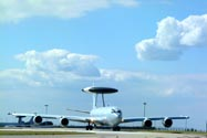 RAF Boeing E-3D Sentry has been viewed 6907 times