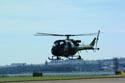 Westland Scout AH.1 Helicopter - RAF Leuchars Airshow has been viewed 7242 times