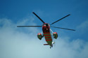 Image Ref: 28-08-13 - HM Coastguard Sikorsky S-61N helicopter, Viewed 10115 times