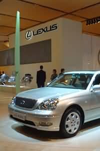 Image Ref: 29-20-51 - Lexus LS 430, Viewed 5709 times