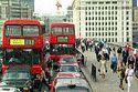 Image Ref: 31-10-6 - London double decker bus, London, England, Viewed 6381 times