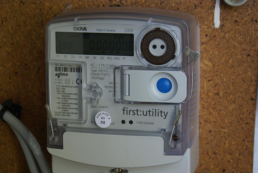 Electricity Smart Meter