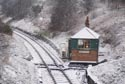 Tanfield Railway in the snow has been viewed 5117 times