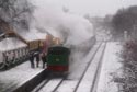 Tanfield Railway in the snow has been viewed 5138 times