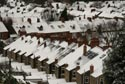 Snow covered roofs, Gateshead has been viewed 7565 times