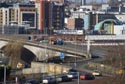 Image Ref: 9908-02-29 - Road traffic accident, Redheugh Bridge, Gateshead, Viewed 4630 times