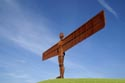 The Angel of the North has been viewed 9012 times
