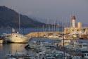 Menton Harbour, Cote d'Azur has been viewed 4092 times