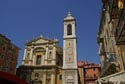 Nice Cathedral, Nice, French Riviera has been viewed 8329 times