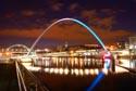 Gateshead Millennium Bridge has been viewed 4542 times
