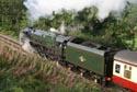 BR Standard class 8P 4-6-2 Pacific steam locomotive 71000 Duke o has been viewed 4725 times