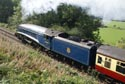 LNER class A4 4-6-2 pacific steam locomotive 60007 Sir Nigel Gre has been viewed 4078 times
