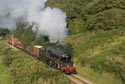 LMS Stanier class 5MT 4-6-0 steam locomotive 45231 has been viewed 6435 times