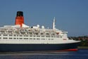 QE2 Queen Elizabeth 2 visits Tyne for the last time has been viewed 4383 times