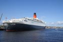 QE2 Queen Elizabeth 2 visits Tyne for the last time has been viewed 4494 times