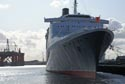 QE2 Queen Elizabeth 2 visits Tyne for the last time has been viewed 4847 times