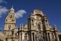The Cathedral Church of Saint Mary in Murcia has been viewed 5140 times