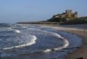 Image Ref: 9909-03-657 - Northumberland coast, Bamburgh, Viewed 8292 times