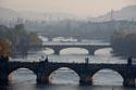 Prague Bridges on Vltava River has been viewed 4274 times
