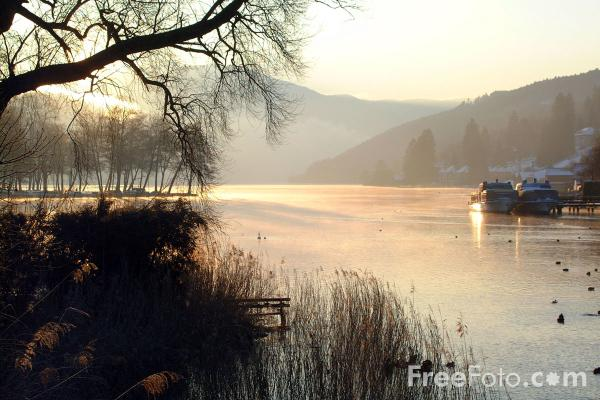 Picture of Millstätter See - Free Pictures - FreeFoto.com