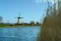 Image Ref: 03-03-2 - Windmill and Canal, Damme, Belgium, Viewed 13099 times