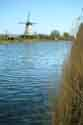 Image Ref: 03-03-53 - Windmill and Canal, Damme, Belgium, Viewed 6045 times