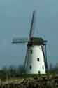 Image Ref: 03-03-85 - Windmill and Canal, Damme, Belgium, Viewed 6579 times