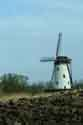 Image Ref: 03-03-87 - Windmill and Canal, Damme, Belgium, Viewed 6627 times
