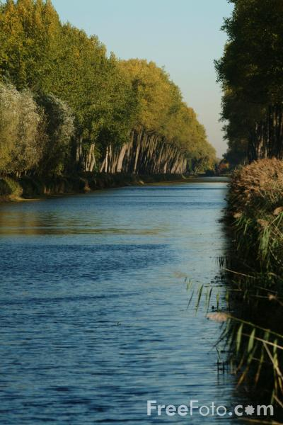 Picture of River, Damme, Belgium - Free Pictures - FreeFoto.com