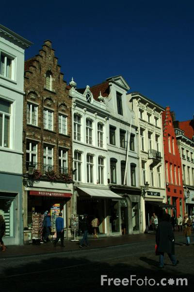 Picture of Brugge / Bruges - Free Pictures - FreeFoto.com
